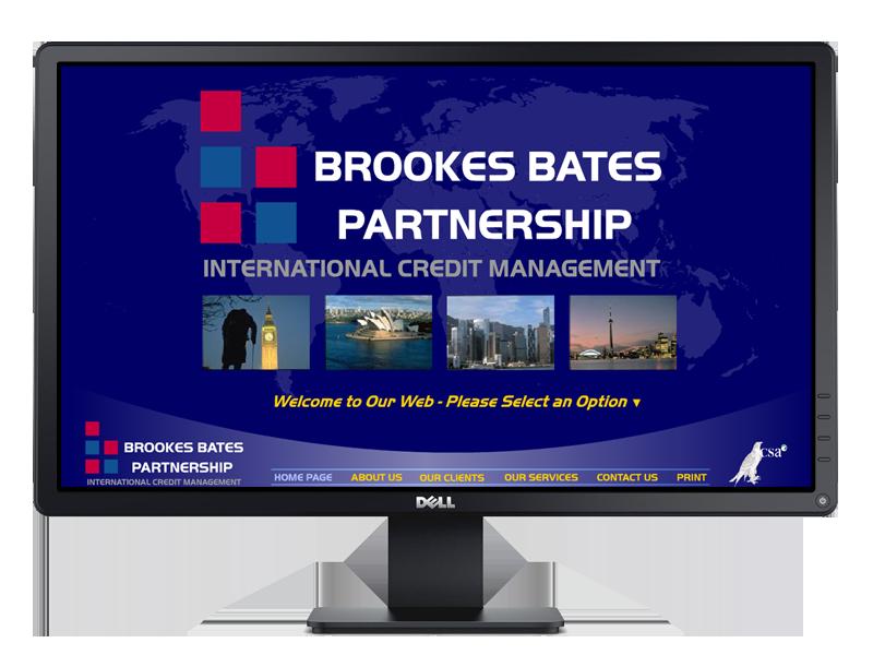 Brookes Bates Partnership Website by InForm Web Design