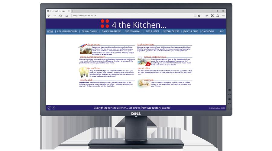 Johnson & Johnson Furniture Plc Web Site developed by InForm Web Design