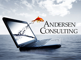 Andersen Consulting Website Designed by InForm Web Design