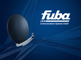Fuba Communications Systems GmbH Website Designed by InForm Web Design