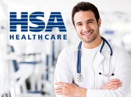 The Hospital Saving Association (HSA) Website Designed by InForm Web Design