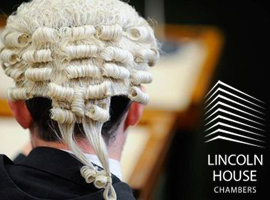 Lincoln House Chambers Website Designed by InForm Web Design