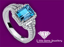 Little Gems Jewellery Ecommerce Website Designed by InForm Web Design, Lancashire