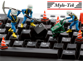 Mylo-Tek Limited Website Designed by InForm Web Design