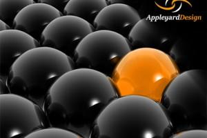 Appleyard Design website designed & developed by InForm Web Design