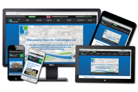 Flexcrete Technologies Launches Responsive Website - InForm Web Design