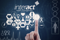 Interact Health Management - Umbraco website design Lancashire - InForm Web Design
