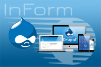 Drupal CMS Website Design Lancashire | InForm Web Design