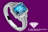 Little Gems Jewellery E-commerce website by InForm Web Design, Lancashire