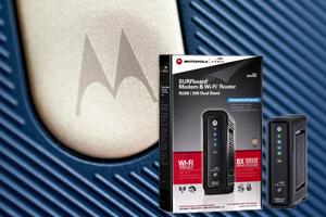 Motorola BCS EMEA - SURFboard Cable Modem Product Website | InForm Web Design