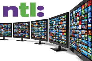 NTL Inc. - Cable Modem Internet Services Website | InForm Web Design, Lancashire